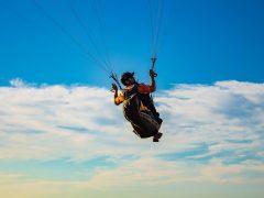 Paragliding in Cape Town, Cape Town paragliding, Tandem paragliding Cape Town